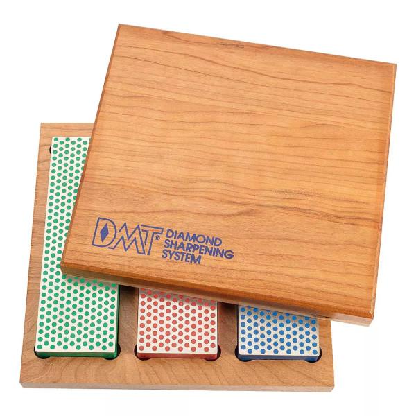 DMT Diamond Whetstone Bench Stone Kit